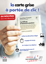 Immatriculation des véhicules