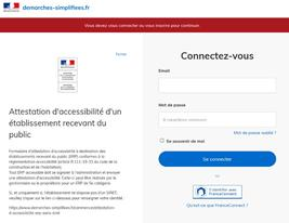 France connect access