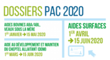 Campagne PAC 2020