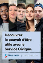 Missions de service civique au sein de l'Education Nationale