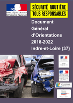 Document global d'orientation de la sécurité routière 2018-2022